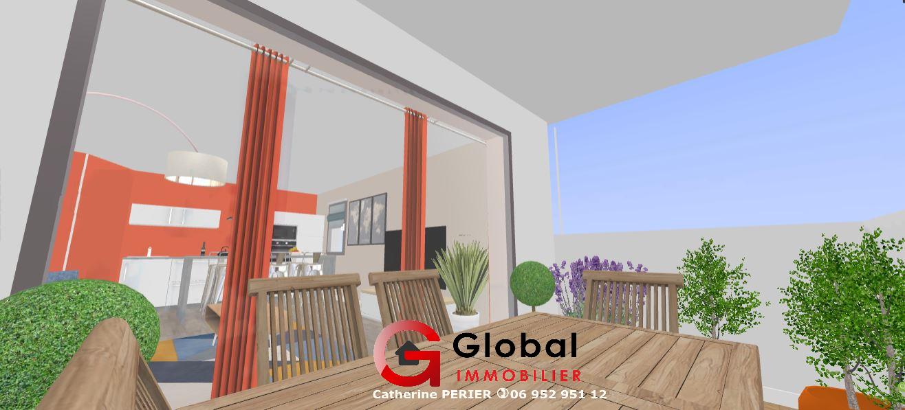 proposition aménagement terrasse
