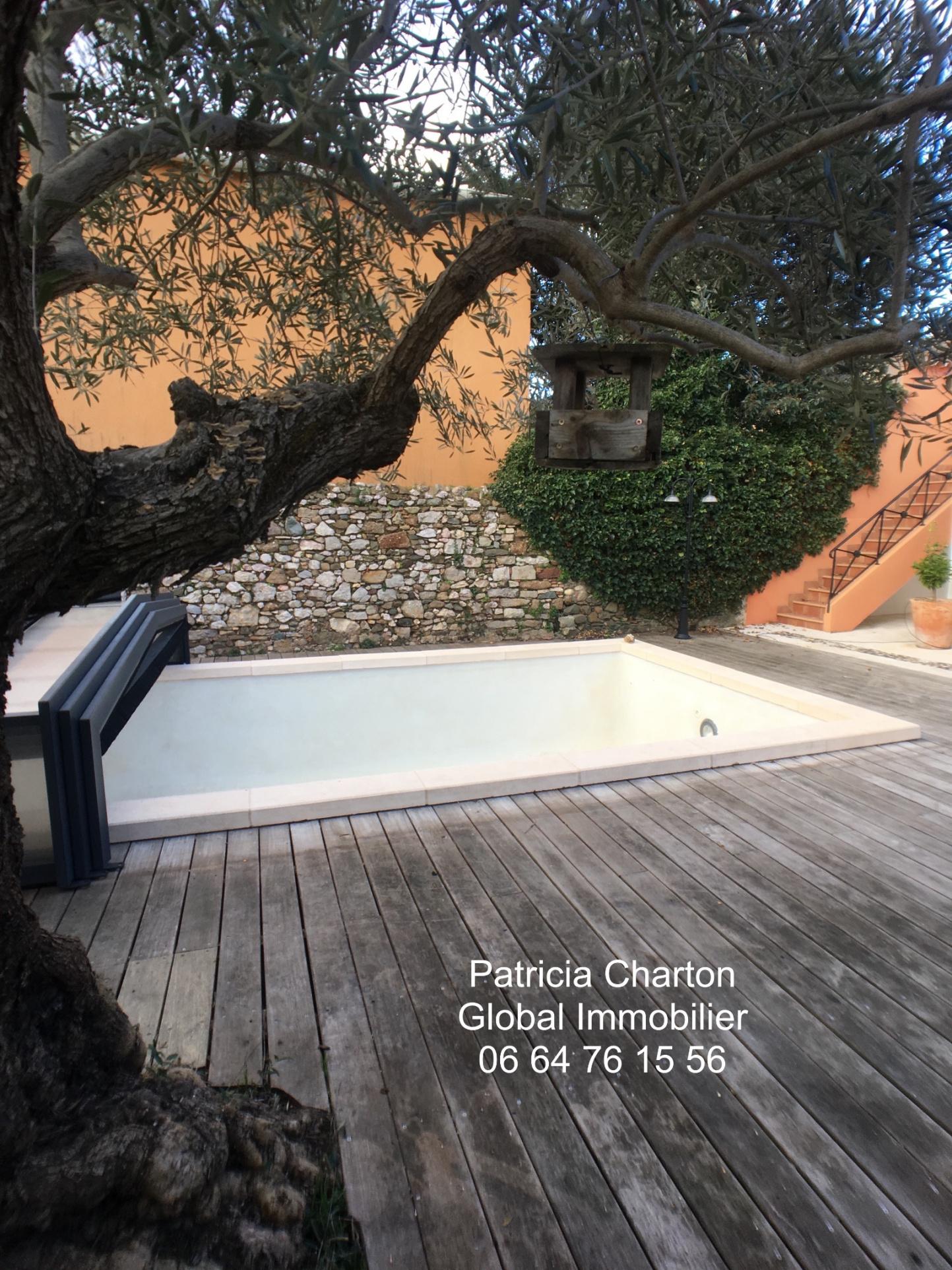 vente maison de ville tout confort avec ascenseur garage et piscine. Black Bedroom Furniture Sets. Home Design Ideas